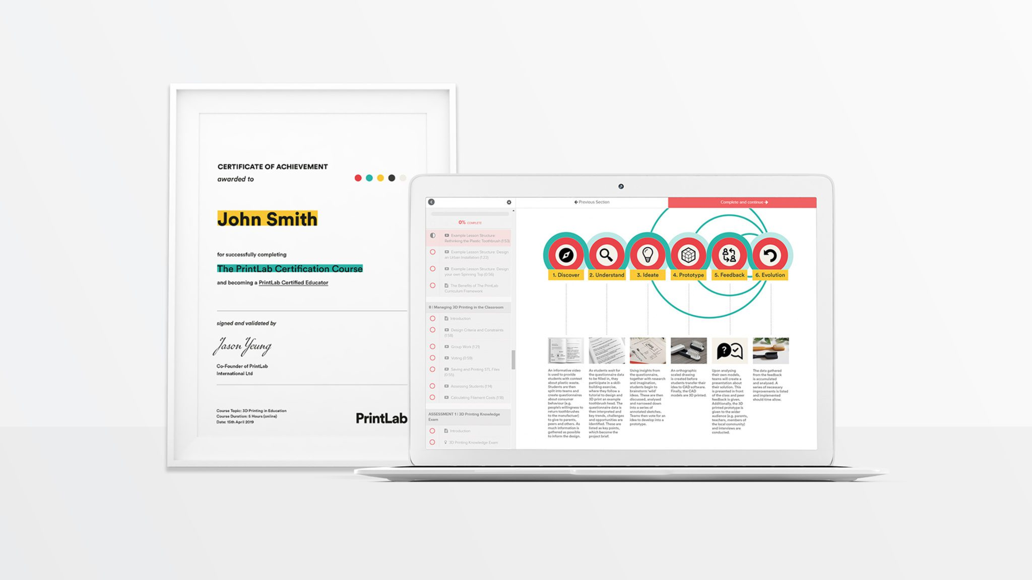 The PrintLab Certification Course